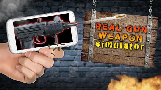 Real Gun Weapon Simulator