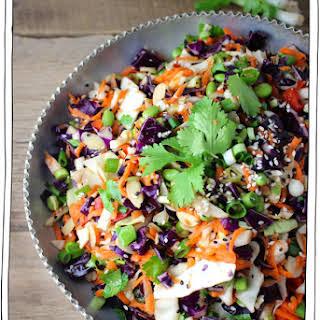 Chopped Asian Salad.