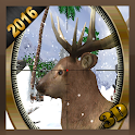 Deer Hunting Sniper Shoot 2016 icon