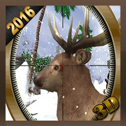 Deer Hunting Sniper Shoot 2016