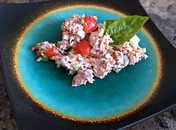 Kitty-free Tuna Salad