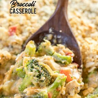 Broccoli Casserole - Healthy Broccoli Casserole Recipe