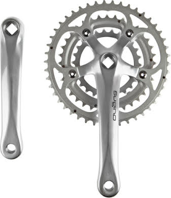 Sugino XD600 26/36/46 Triple Crankset alternate image 0