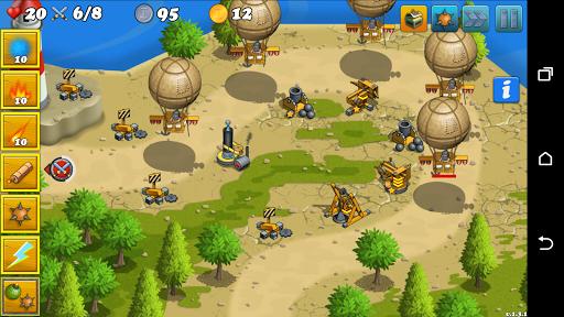 Island Tower Defense Kingdom