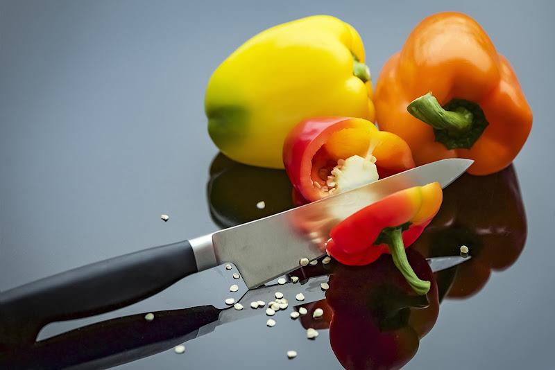 Peperoni al taglio di Olea