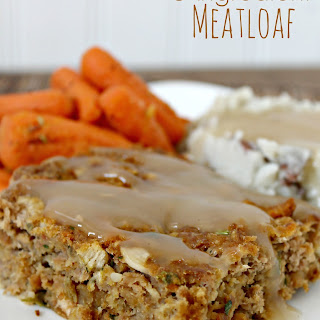 5 Ingredient Meatloaf.