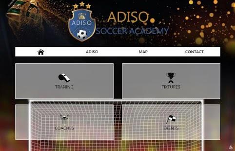 Adiso Soccer screenshot