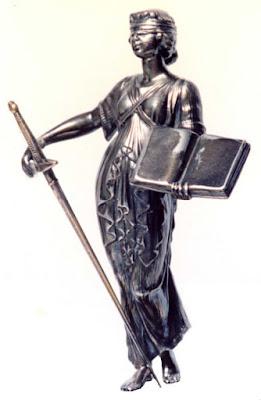 Themis a deusa da Justiça