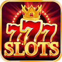 Slot machines slots casino icon