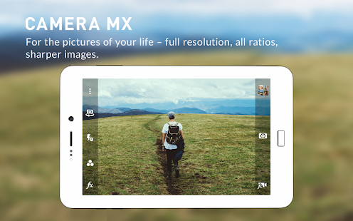 Camera MX - Foto & Video Kamera Screenshot