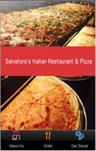 Salvatores Pizza - náhled