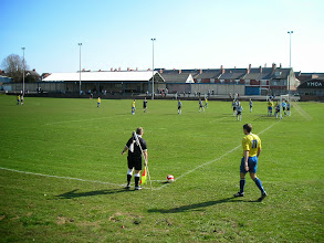 Photo: 07/04/07 v Durham City (Northern League) - contributed by David Norcliffe