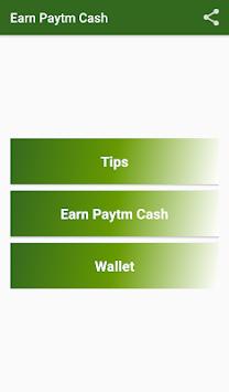 Earn Money: Free Paytm Cash APK Latest Version Download