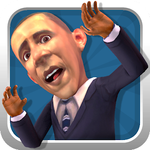 Kick The Importance Obama for PC and MAC