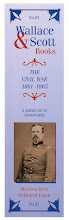 Photo: Wallace & Scott - Civil War bookmark series 21. Irvin McDowell