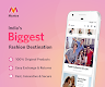 screenshot of Myntra Online Shopping App