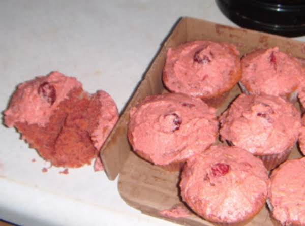 Winter Shock Cupcakes