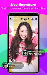 MLiveU Hot Live Show MOD APK v2.3.4.2 (Unlocked Room ,Coins) 1
