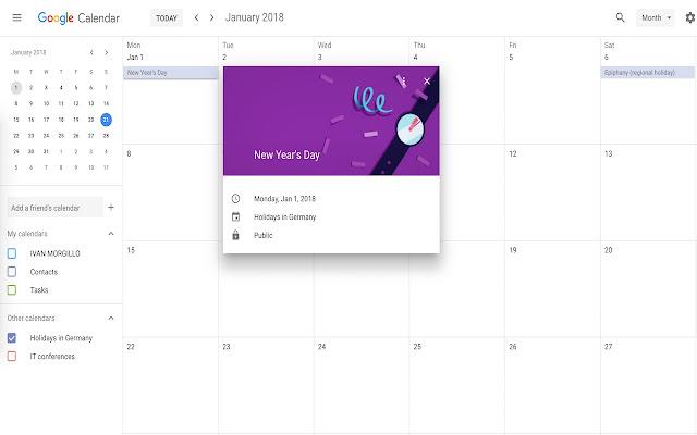 google calendar scroll disabler chrome web store