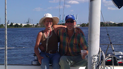 Photo: Debbie and Josh. Dames Pointe Marina, Jacksonville FL.