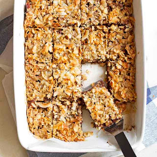 Chocolate Chip Coconut Bars Recipes