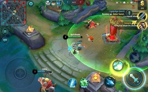 Tips Tricks Mobile Legend - Guide ML - náhled