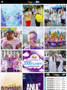 The Color Run- screenshot thumbnail