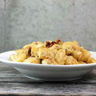 Creamy Sun-Dried Tomato Chicken Gnocchi.