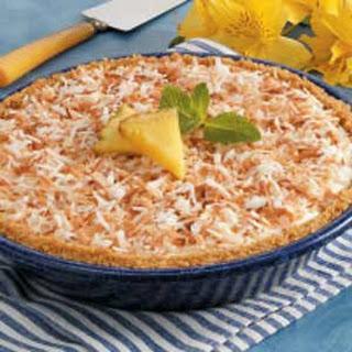 Paradise Pineapple Pie
