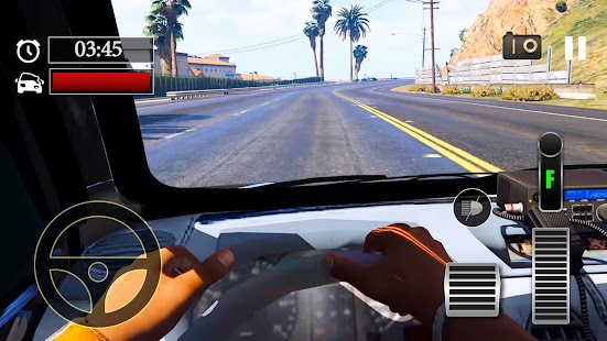 Car Parking Renault Kangoo Simulator - náhled