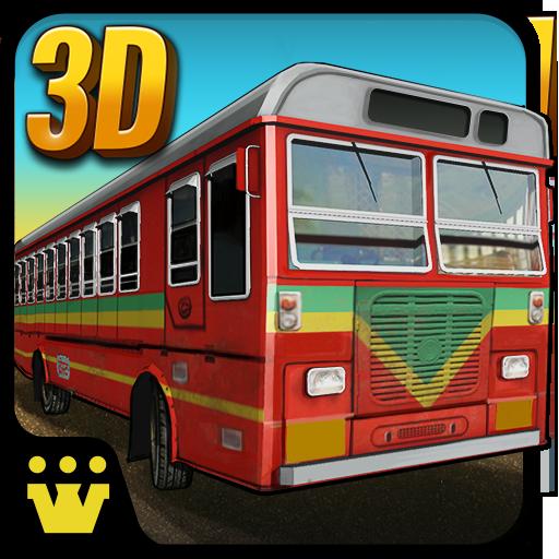 BEST Bus 3D Parking Icon