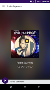 Radio Equinoxe- screenshot thumbnail