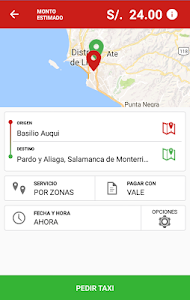 Aló Taxi Cliente screenshot 5