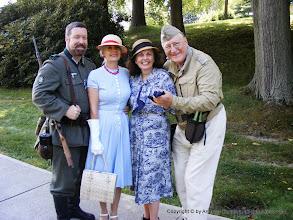 Photo: Ron and Debbbie Venig, Fairmont, W. Va., with Linda and Bill Donegan, Charleston, W. Va.