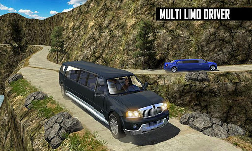 Big City Limo Car Driving Simulator : Taxi Driving 3.8 screenshots 5
