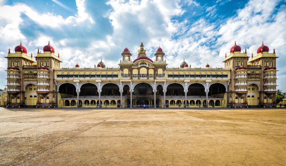 top-historical-places-india-mysore-palace
