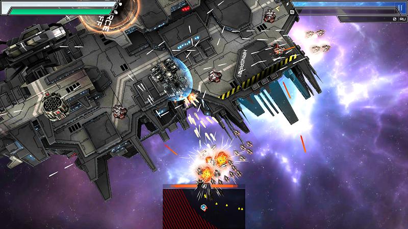 Starlost - Space Shooter Screenshot 11