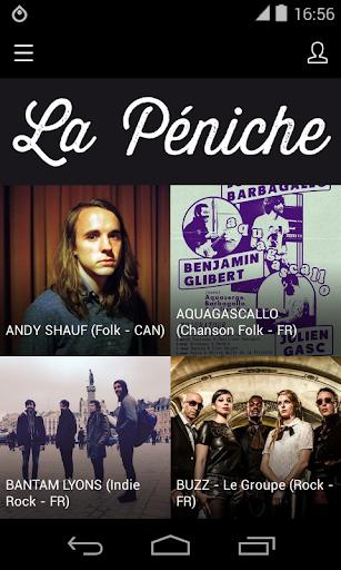 玩免費音樂APP|下載La Péniche app不用錢|硬是要APP