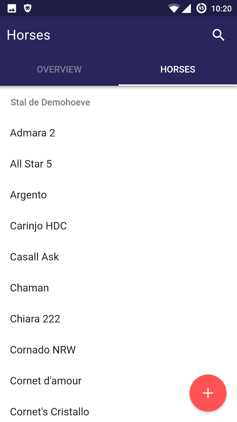 Скриншот EquineM