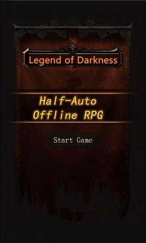 android Legend of Darkness-Offline RPG Screenshot 0