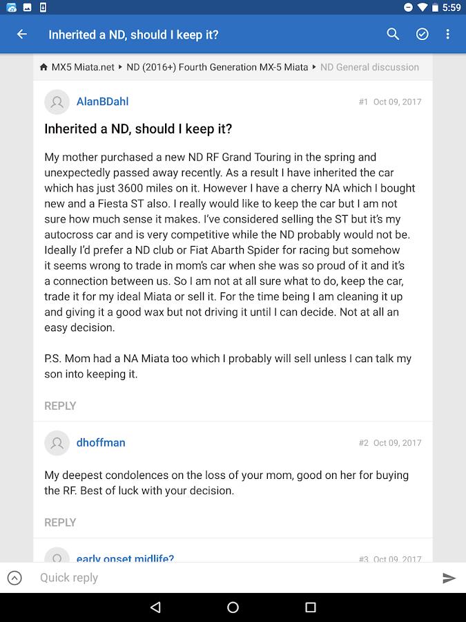 doc manifold miata mx5 miatanet android apps on google play
