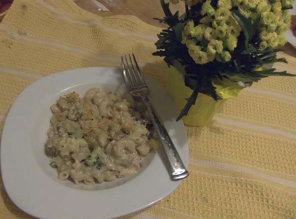 Tuna Noodle Wiggle Recipe