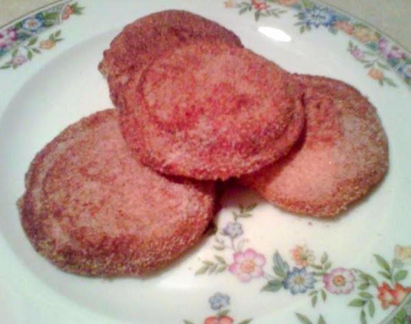 Cinnamon Dusted Shortbread Recipe