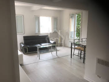 Appartement meublé 2 pièces 49 m2