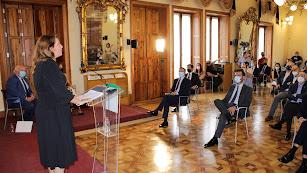 Los consejeros de Agricultura y Salud presentan en Almería el Plan Andalucía en Marcha.