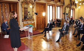 Los consejeros de Agricultura y Salud en Almería