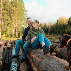 Wedding photographer Alina Kuznecova (alinavk). Photo of 18.10.2017