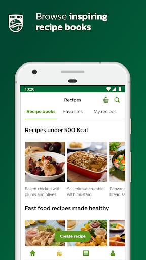 NutriU - Airfryer recipes & tips 6.5.1 screenshots 2