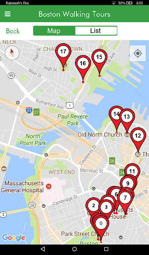 Boston Walking Tours screenshot 15