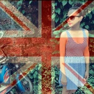 Love Australia Profile Frame - náhled